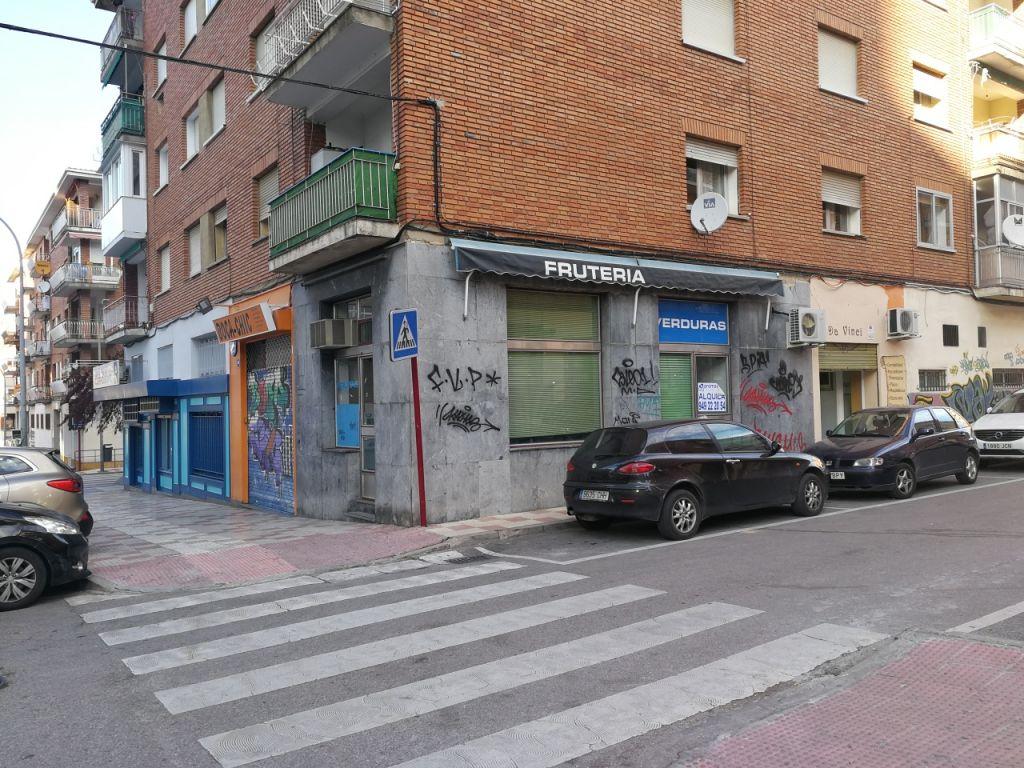 Local en alquiler for Pisos alquiler siguenza