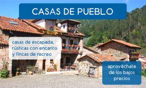 Venta casas de pueblo en Guadalajara