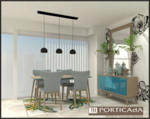 Diseño de interiores obra nueva promocasa